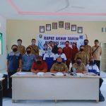 Rapat Akhir Tahun Bumdes Saka Dua, Desa Botuh Lintang Kecamatan Kapuas