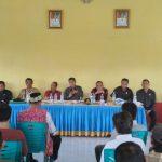 Rapat Penyelesaian Permasalahan Antara PT.Mitra Karya Sentosa dan Petani Plasma