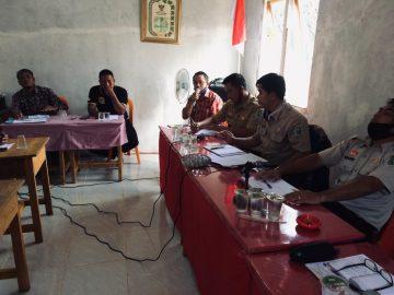 Sosialisasi PBB-P2 Terkait Program PTSL dan REDIS di Desa Rahayu Kecamatan Parindu