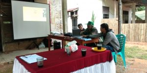 Sosialisasi Pembuatan Gula Merah dari Kelapa Sawit