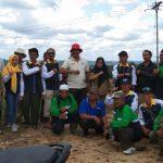 Sosialisasi Tanaman Tumpang Sari di Lokasi Peremajaan Kelapa Sawit Rakyat KUD Sinar Mulia