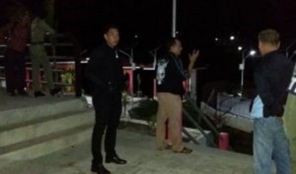 Wakil Bupati Patroli Tengah Malam Keliling Kota