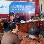 Pemkab Sanggau terima penghargaan dari BPS
