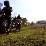 Angkat Wisata Lokal, Honda Kalbar Gelar ADV On Vacation ke Danau Belibis Tayan