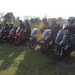 Angkat Wisata Lokal, Honda Kalbar Gelar ADV On Vacation ke Danau Belibis dan Danau Laet di Sanggau