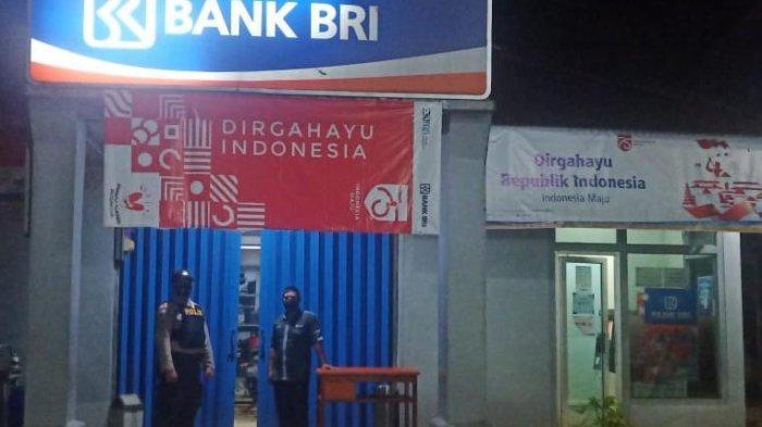 Cegah Kriminalitas, Polsek Sanggau Ledo Polres Bengkayang Lakukan Patroli Malam