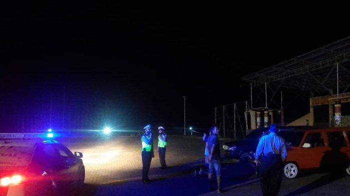 Pleton Siaga Regu III Polres Sanggau Laksanakan Patroli Antisipasi Gangguan Kamtibmas