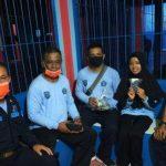 Kepala Rutan Sanggau Pimpin Pengeledahan Kamar Hunian WBP, Sita Empat Handphone