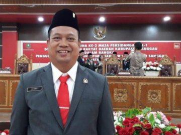 Ini Pesan Ketua DPRD Sanggau Kepada Peserta yang Berhak Ikuti Seleksi SKB