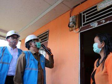 PLN Nyalakan Listrik 40 Desa Jelang Perayaan HUT RI, Warga Cowet Sanggau Kini Merasa Merdeka