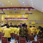 Adang Gunawan Kepengurusan Baru Besarkan Golkar di Sanggau