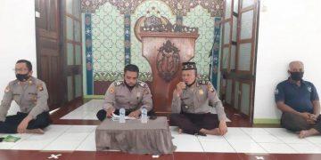 Anggota Personel Polres Sanggau Ikuti Pembinaan Mental dan Rohani
