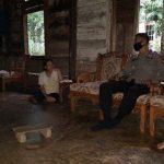 Jaga Kamtibmas Kondusif, Kapolsek Sanggau Ledo Polres Bengkayang Lakukan Sambang Desa