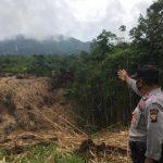 Polsek Entikong Polres Sanggau Cek 1,5 Hektare Lahan Siap Dibakar