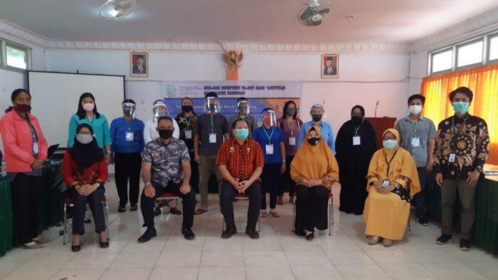 SSR TB Care Aisyiyah Sanggau Gelar Pelatihan Kader Bahas Kasus TBC di Sanggau