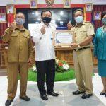 Kabupaten Sanggau Raih Dua Penghargaan dari BKKBN
