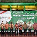 Pisah Sambut Dandim Sanggau, Letkol lnf Gede Setiawan Ungkap Kesan Selama Menjabat
