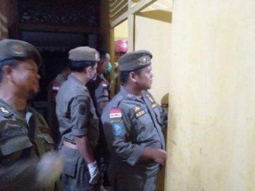 Abang Indra Dukung Satpol PP Sanggau Rutinkan Patroli Malam