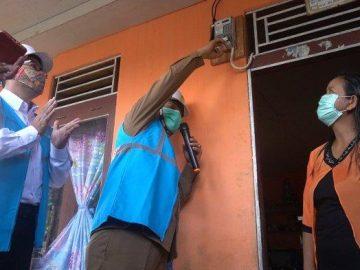 Launching Penyalaan Listrik Desa di Kecamatan Balai, Wabup Sanggau Apresiasi PLN