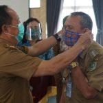 Wabup Yohanes Ontot Buka Pelatihan LP3 PKK Tingkat Kabupaten Sanggau