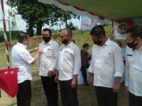 Kuatkan Komitmen Pelaksanaan ZI, Kanwil BPN Kalbar Dukung Penuh Komitmen Kantor Pertanahan Sanggau
