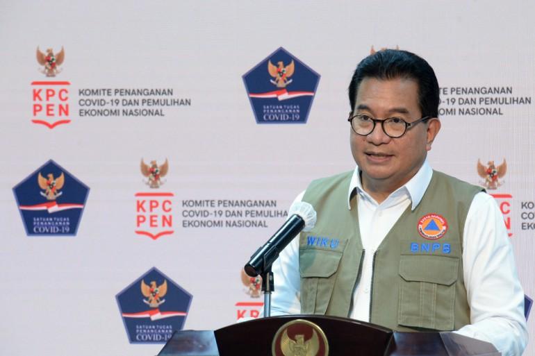 Kasus Aktif di Indonesia Masih Di Bawah Rata-Rata Dunia - Berita Terkini