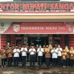 Resmi Diberangkatkan, Kafilah Kabupaten Sanggau Siap Bertarung Pada Ajang MTQ XXVIII Tingkat Provinsi Kalbar Tahun 2020