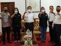 Bupati Sanggau Terima Kunjungan Dari Komisi Informasi Kalimantan Barat