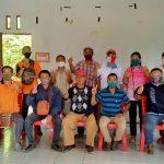 Disbunnak Sanggau Mendampingi Gapoktan Empodis Mekar Dalam Sosialisasi Kemitraan Bersama PT. Kirana Prima
