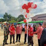 Resmikan Program Kampung Bersih Narkoba,ini Harapan Pemerintah Kabupaten Sanggau