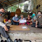 Desa Binjai Salurkan BLT DD Gelombang II Tiga Bulan Sekaligus