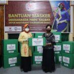 Dekranasda Sanggau Siap Lanjut Kampanyekan Pakai Masker