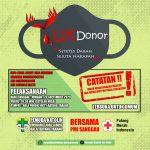 Pemuda Katolik Kec. Balai Bersama PMI Dan OMK Akan Selenggarakan Donor Darah