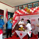 Bupati Sanggau Paolus Hadi Senang Bisa Hadir di HUT Ke-75 PMI Sanggau