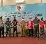 Bupati Sanggau Buka Kegiatan Mubes Ke-3 Pemuda Dayak Kabupaten Sanggau
