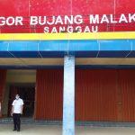 Monitoring GOR Indor Bujang Malaka