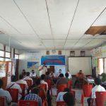 Musyawarah Desa Pembentukan BUMDES Desa Semanget Kecamatan Entikong