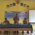 Pelatihan Kapasitas Badan Permusyawaratan Desa (BPD) Desa Padi Kaye Kecamatan Balai