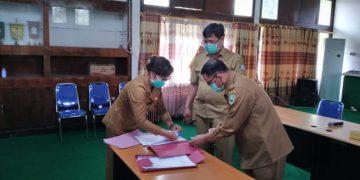 Tindak Lanjut dari Kesepakatan Bersama (MoU) antara Pemerintah Provinsi Kalimantan Barat dengan Pemerintah Kabupaten Sanggau