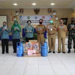 Ketua TP PKK Kabupaten Sanggau Melakukan Monitoring dan Pembinaan di TP PKK Kecamatan Kapuas
