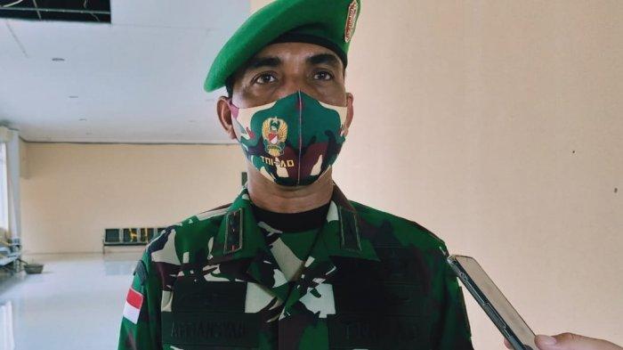 68 Personel TNI dari Kodim 1204/Sanggau Bertugas Sebagai Bala Pembina Desa