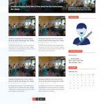 Diskominfo Sanggau Lakukan Pendampingan Pemanfaatan Website Di Desa Kunyil Kecamatan Meliau