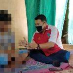 BNNK Sanggau dan Pengurus Pemuda Pancasila Laksanakan Penjangkauan Korban Penyalahgunaan Narkoba