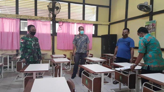 Tim Gugus Tugas Covid-19 Sanggau Survei Kesiapan Sekolah Sebelum Belajar Tatap Muka