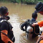 Anak Lima Tahun Diduga Tenggelam Terseret Arus Sungai di Sanggau, Tim SAR Gabungan Lakukan Pencarian
