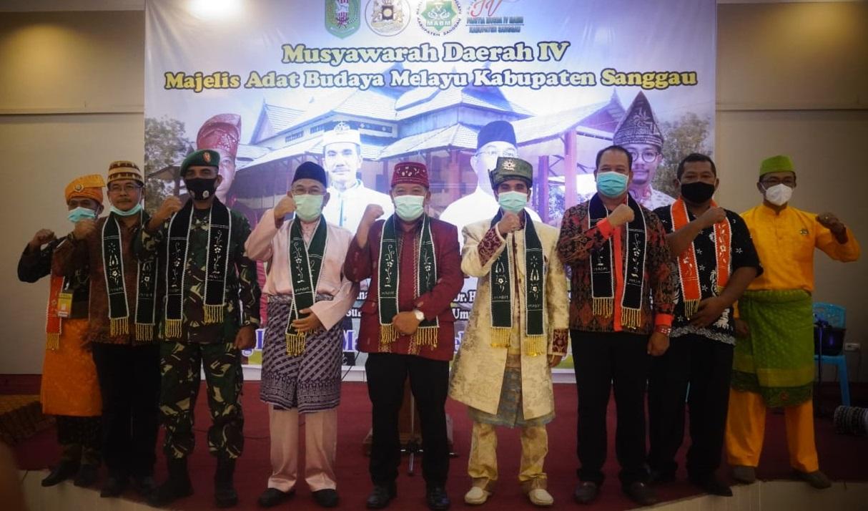 Pembukaan Musda MABM Sanggau ke IV, Bupati Sanggau: Kekompakan Itu Investasi Besar Untuk mendorong kebersamaan Di Sanggau Ini