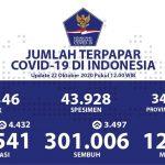 Pasien Sembuh Tembus Angka 301.006 Orang - Berita Terkini