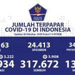 Pasien Sembuh dari Covid-19 Menjadi 317.672 Orang - Berita Terkini