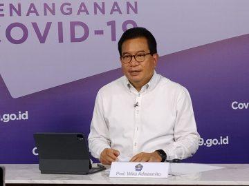 Tingkat Kesembuhan Pasien Covid-19 Terus Meningkat di Indonesia - Berita Terkini