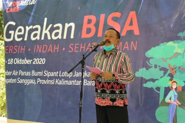 Wabup Sanggau: Genjot Wisatawan ke Destinasi Wisata Sipant Lotup Melalui Gerakan BISA